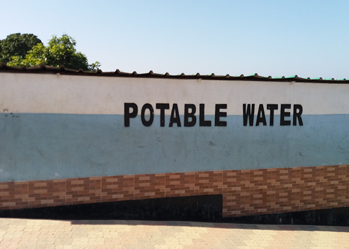 Portable Water Tank for pure water supply